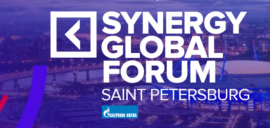 See Brokers Polska on the Synergy Global Forum/ St. Petersburg